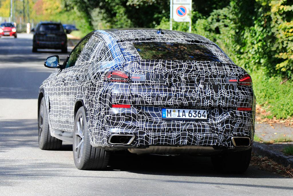 Spy Pics New Bmw X6 And X6 M Www Carsales Com Au
