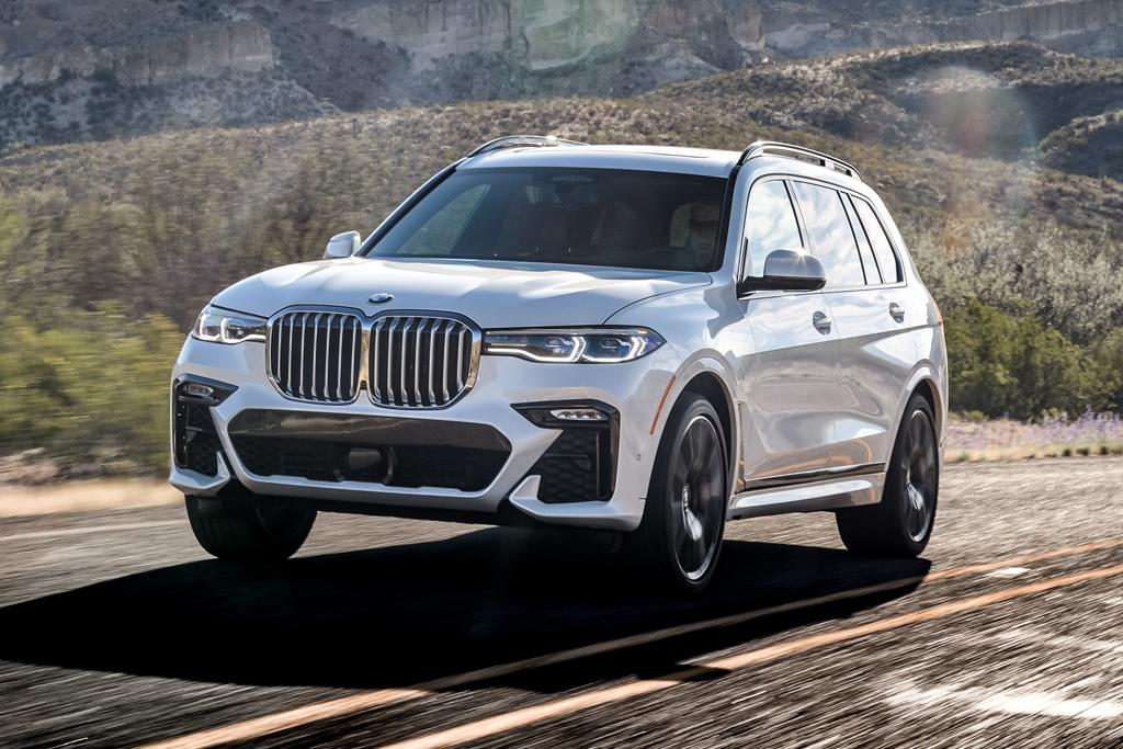 Bmw X7 2019 Review International Wwwcarsalescomau