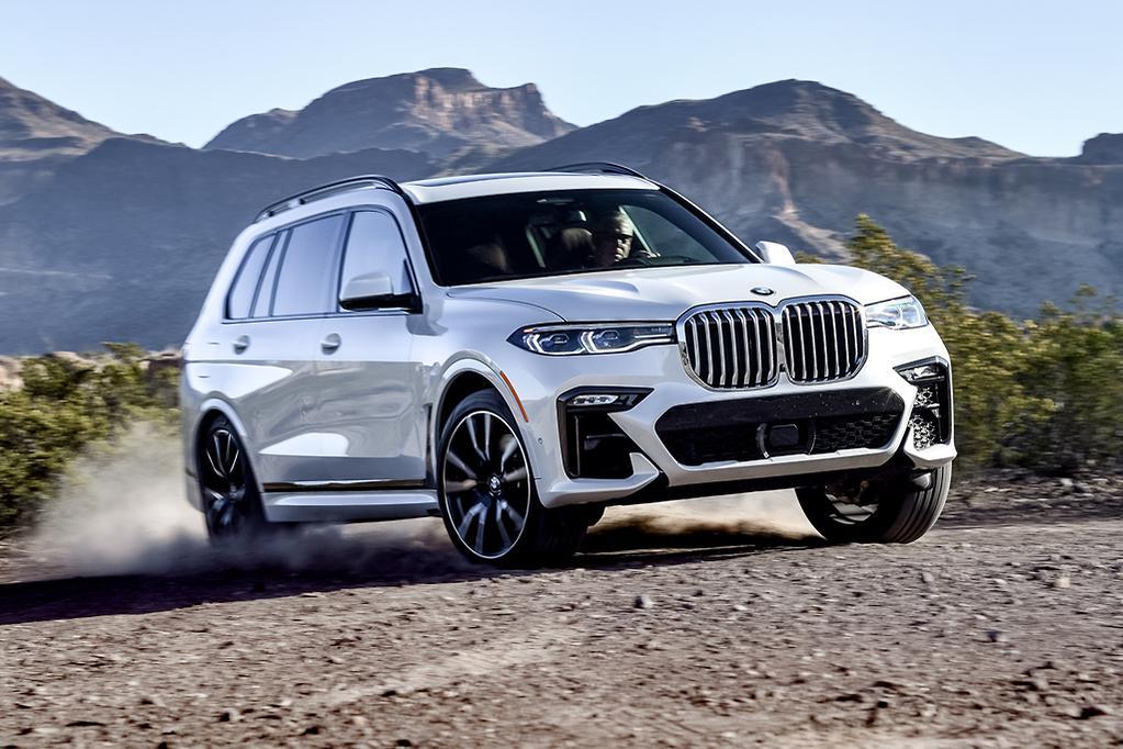 2020 BMW X7 And X7M Price >> Bmw X7 2019 Review International Www Carsales Com Au