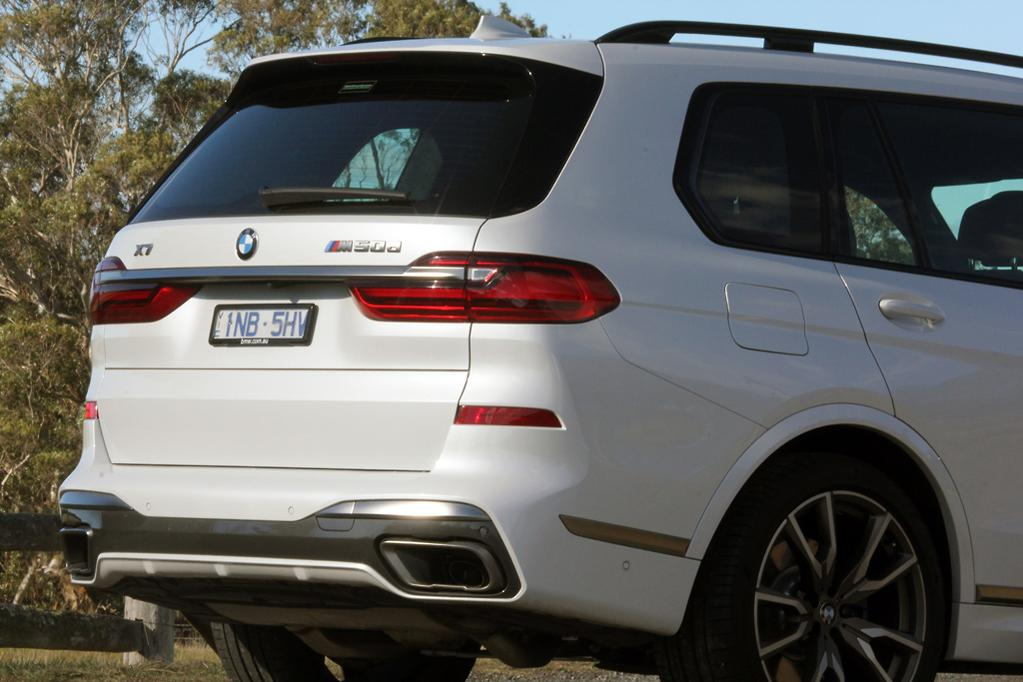 Bmw X5 Towing Capacity >> More Towing Capacity For Bmw X5 X6 And X7 Www Carsales Com Au