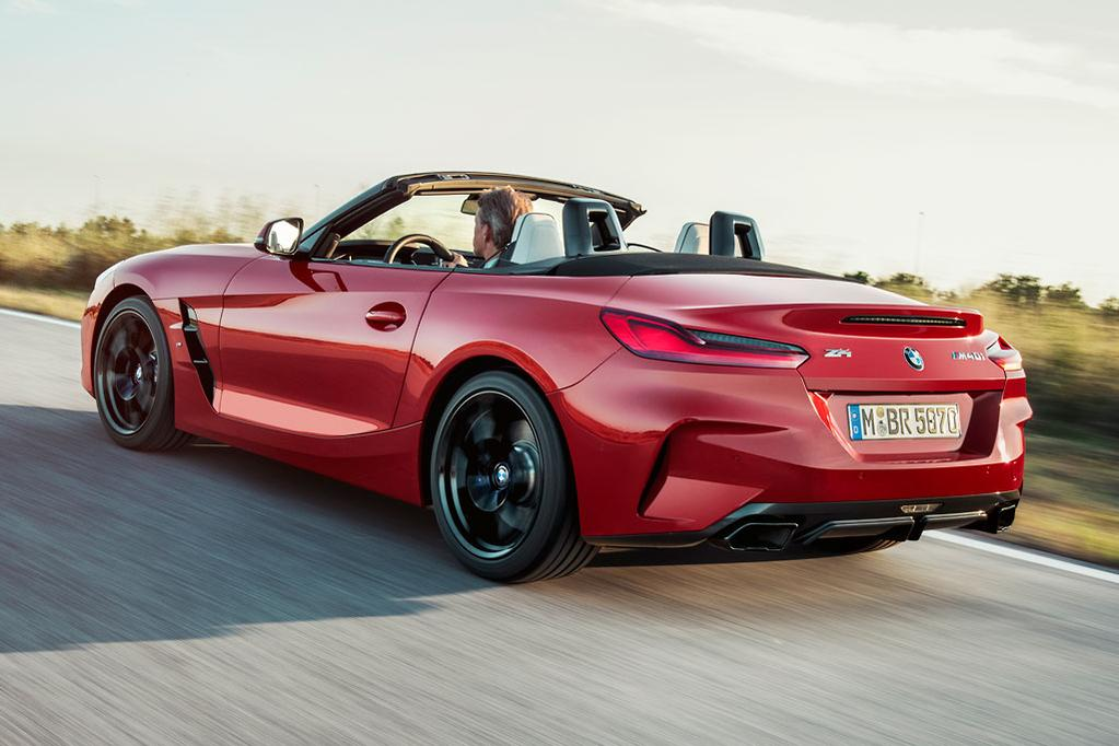 Official New Bmw Z4 Makes World Debut Www Carsales Com Au
