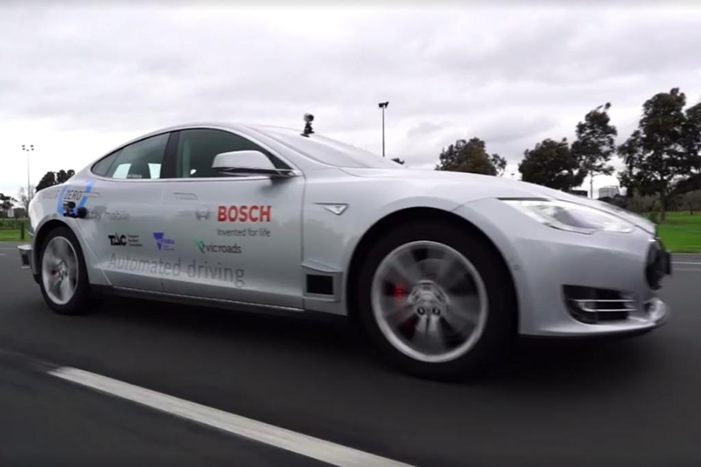 Australia's first self-driving car hits the road - www.carsales.com.au