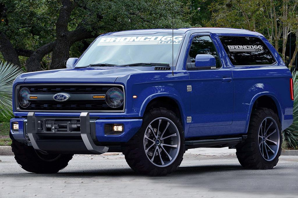 Ford Raptor Bronco >> Ford Bronco Raptor Likely V8 Possible Www Carsales Com Au
