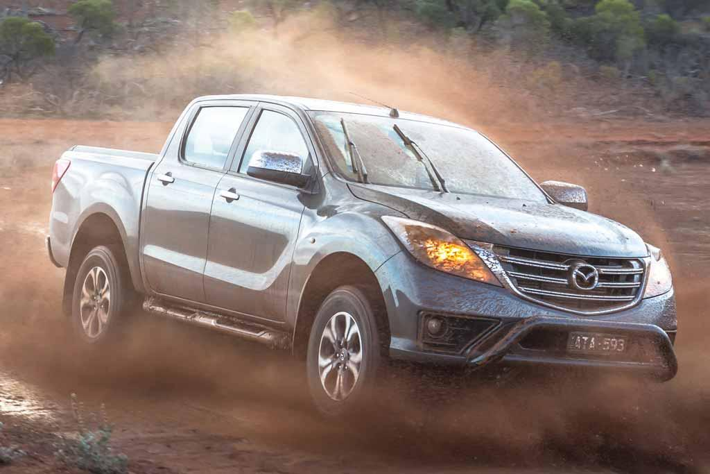 2019 Mazda Bt 50 Usa Release Price Specs And Changes >> Mazda Bt 50 2018 Review Www Carsales Com Au
