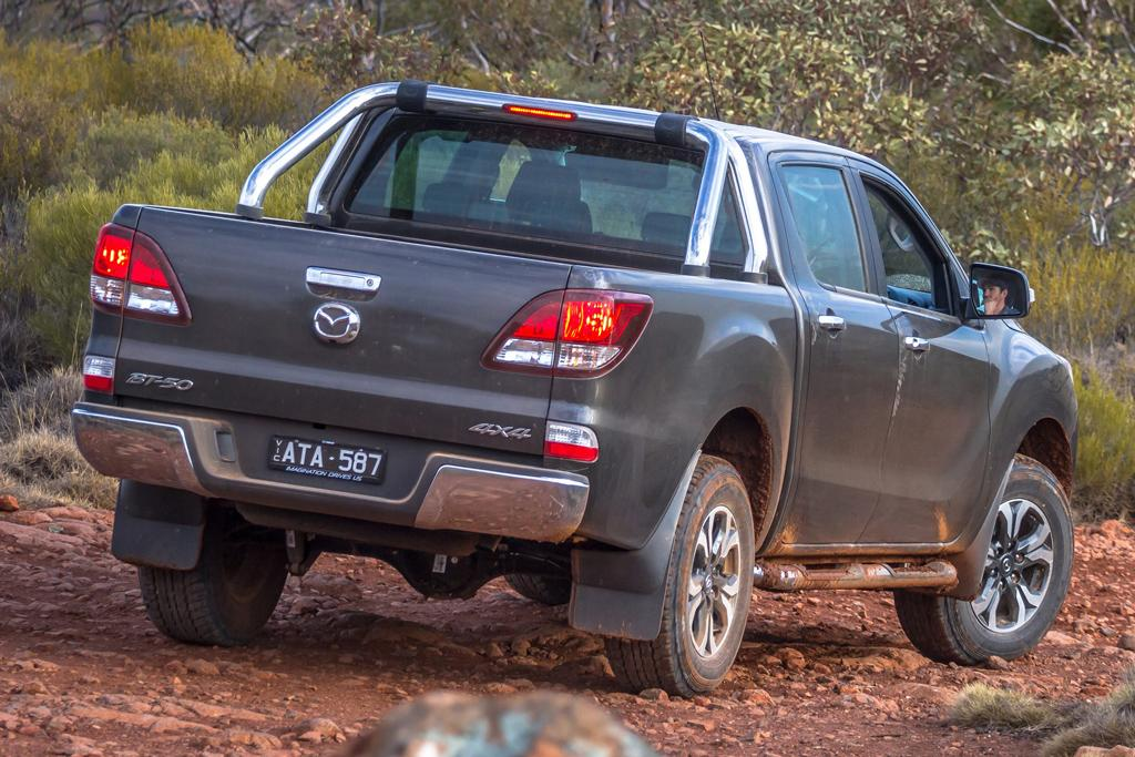 Mazda BT-50 2018 Review - www carsales com au