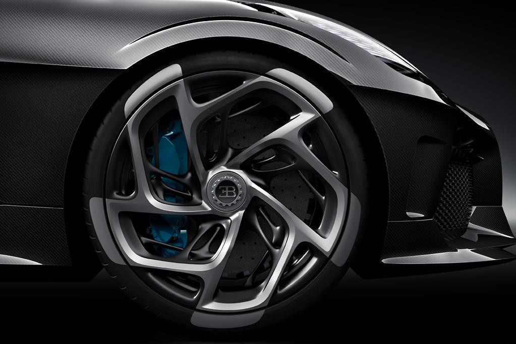 Why Bugatti's $26 8m La Voiture Noire is a sales driver