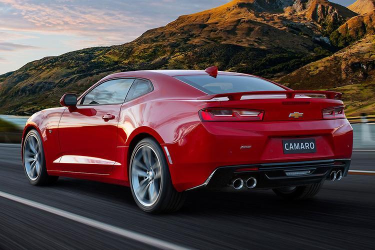 Walkinshaw to supercharge Camaro - www carsales com au