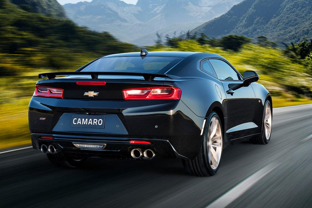 Walkinshaw to supercharge Camaro - www carsales com au