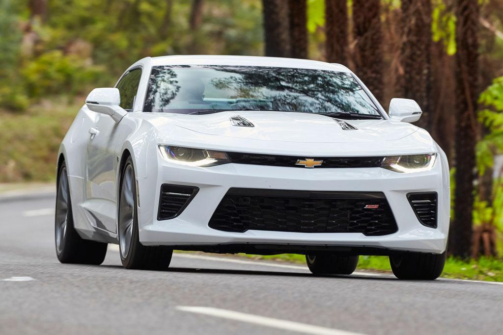 HSV defends Chevrolet Camaro price - www carsales com au