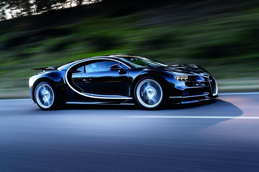 Bugatti Chiron to top 500km/h - www carsales com au