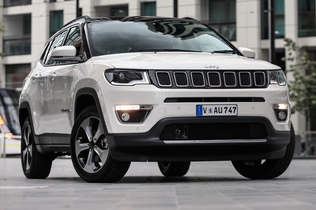 Jeep Compass 2018 Review Www Carsales Com Au