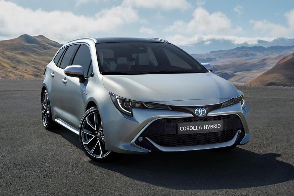The New Toyota S Technology Will Be Hard To Match Too Small Wagon Gets Semi Autonomous Driving Aids That More Expensive Models Enabling It