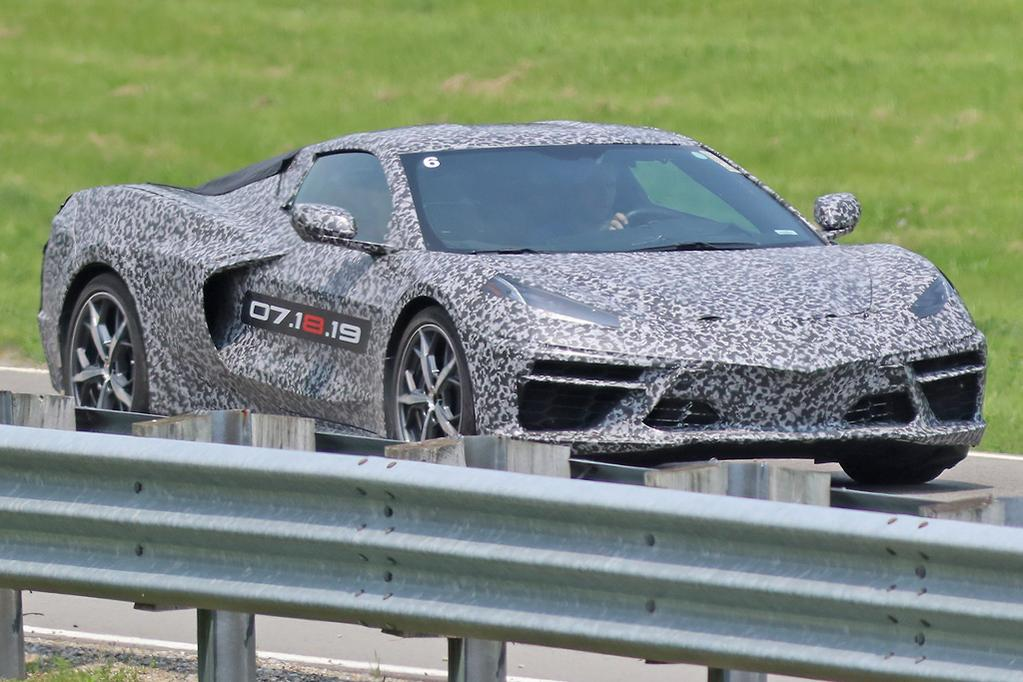 2020 Chevrolet Corvette could be unhackable - www carsales