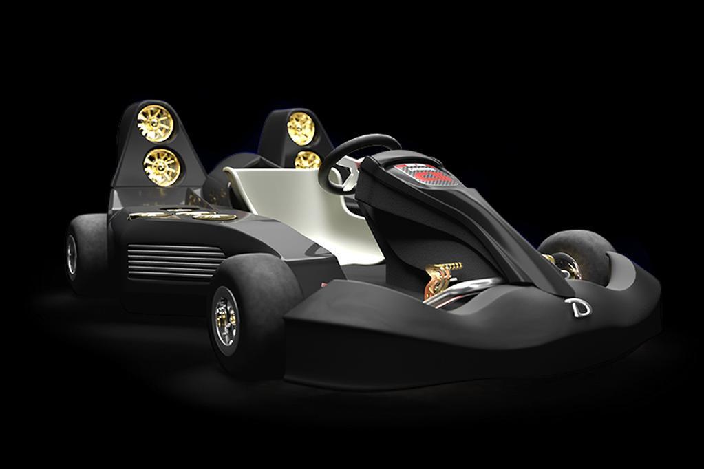 World's fastest go-kart revealed - www carsales com au