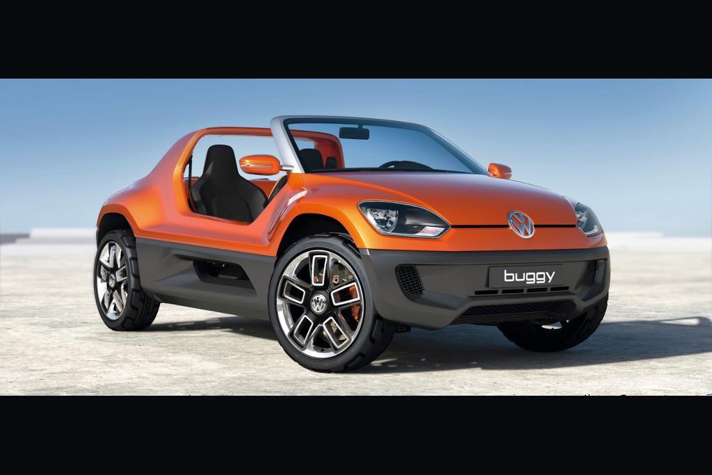 Volkswagen rebirths the dune buggy - www carsales com au