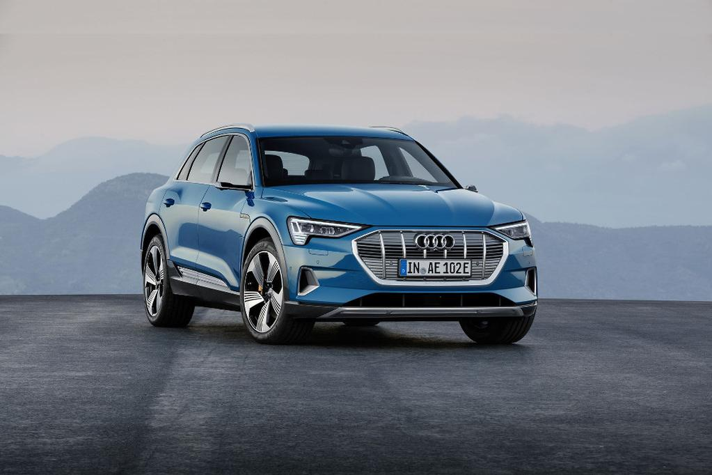 Audi's next fast chargers to top up batteries in 12 mins