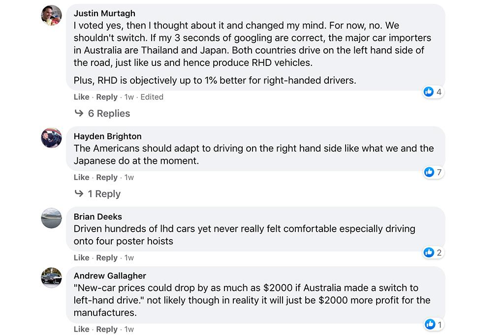 Poll Aussies Don T Want Left Hand Drive Cars Carsales Com Au
