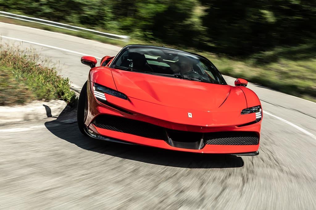 SPY PICS: Reborn Ferrari Dino hybrid V6 hits the road - carsales.com.au