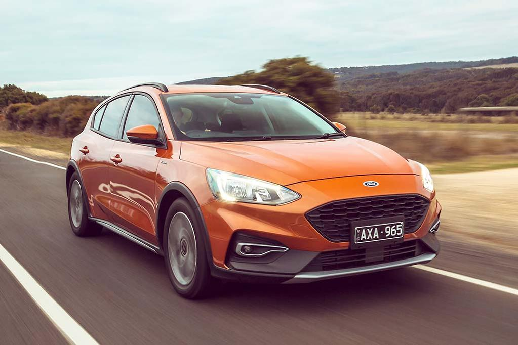 Ford Focus Active 2019 Review Www Carsales Com Au