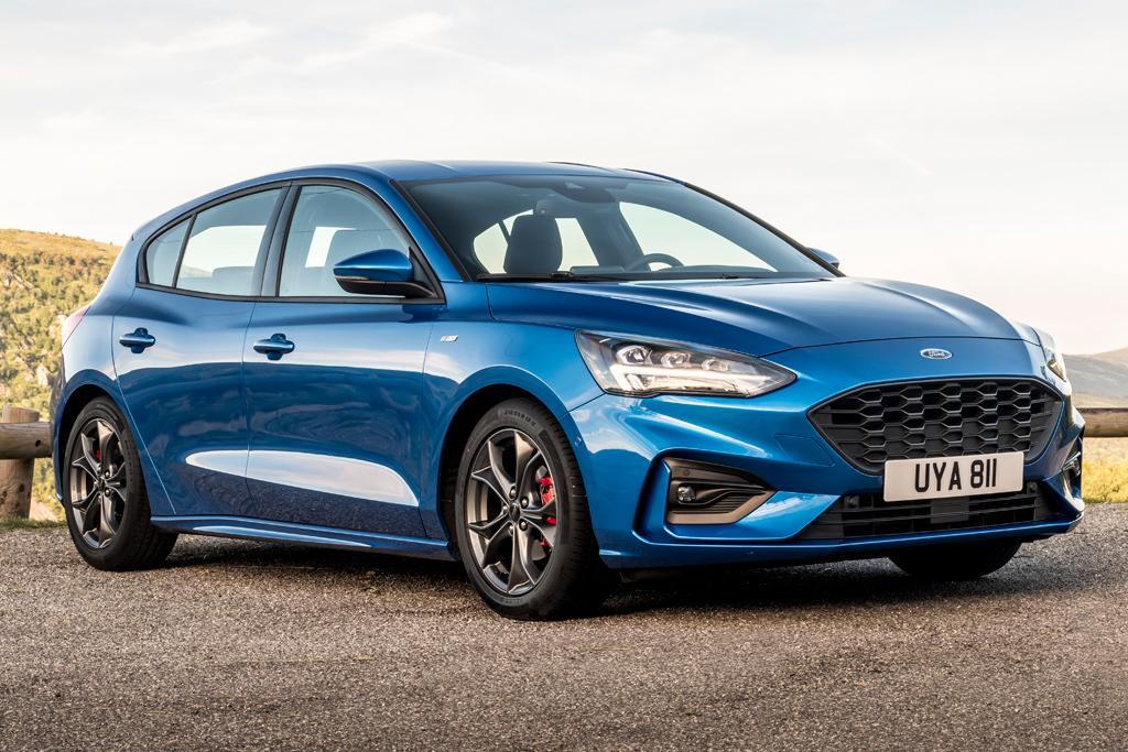Australian Details New  Ford Focus