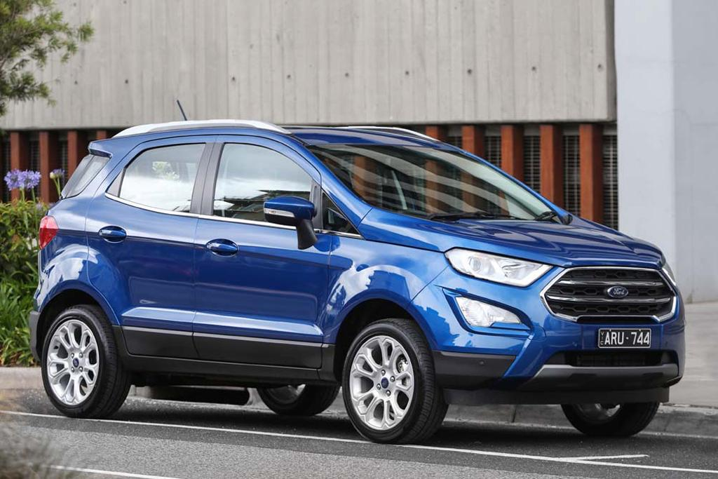 Ford India Car Sales December