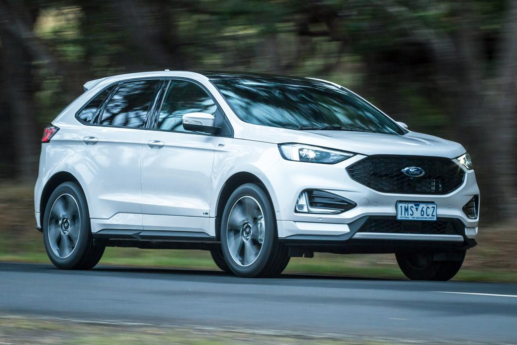 Ford Endura ST-Line 2019 Review - www carsales com au