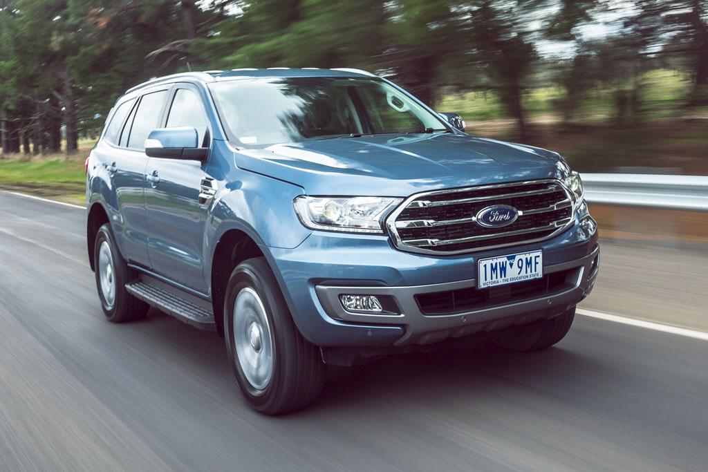 2018 Ford Everest: One Of Brand's Most Capable SUVs Ever >> Ford Everest 2018 Review Australia Www Carsales Com Au