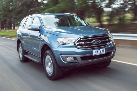 Ford Everest 2018 Review — Australia