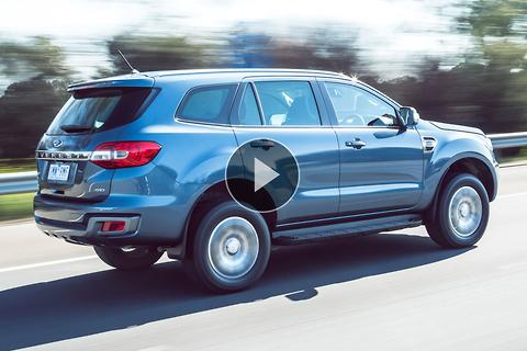 Ford Everest 2018: Video Review