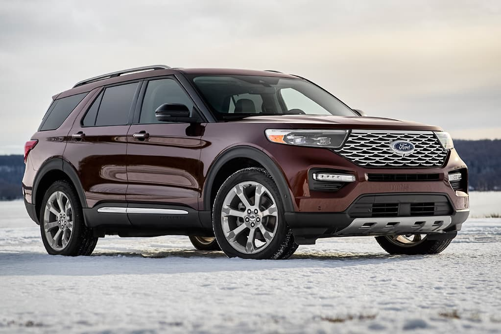 2020 Ford Explorer Suv Revealed Www Carsales Com Au