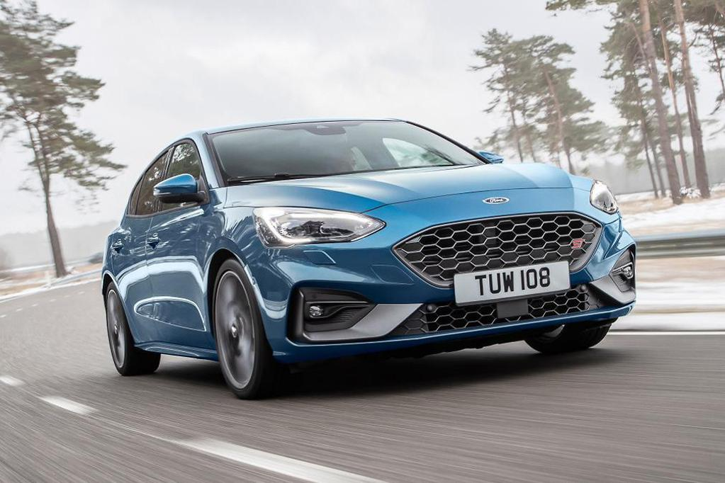 All-new 206kW Ford Focus ST hot hatch revealed - www carsales com au