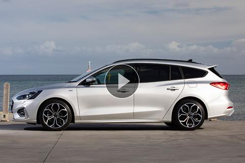 Ford Focus ST-Line 2019 Video Review