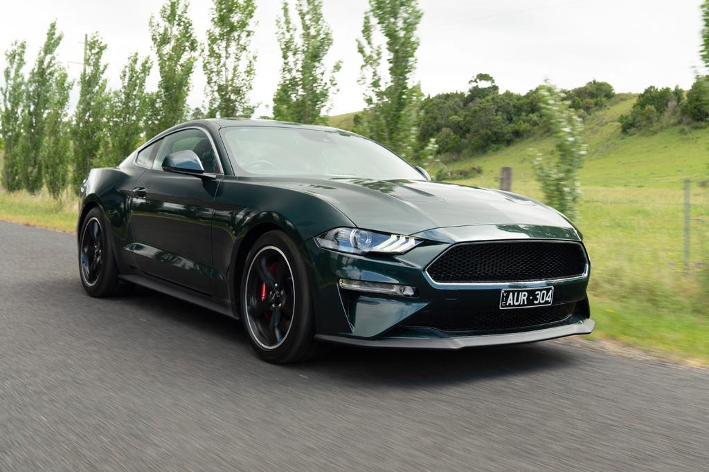Ford Mustang Bullitt 2018 Review Australia