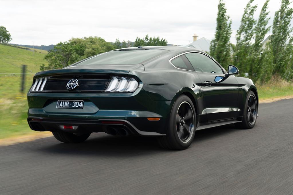 Ford Mustang BULLITT 2018 Review – Australia - www carsales