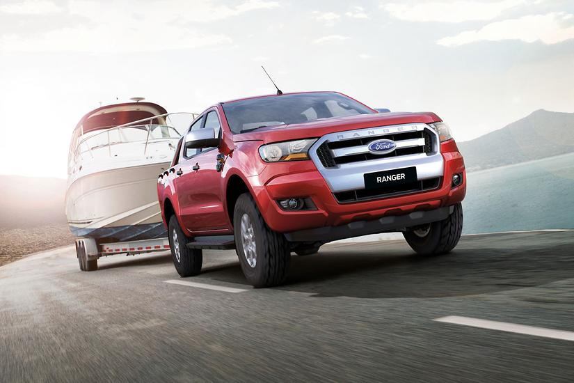 Almost 125,000 Ford Ranger and Mazda BT-50 utes recalled