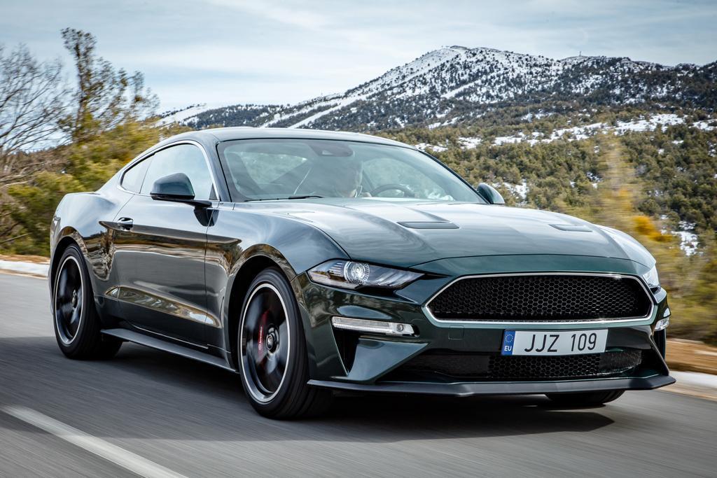 Ford Australia Confirms Mustang Bullitt Details Www Carsales Com Au