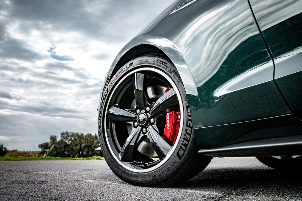 Supercharged Mustang too loud for Ford Australia - www carsales com au