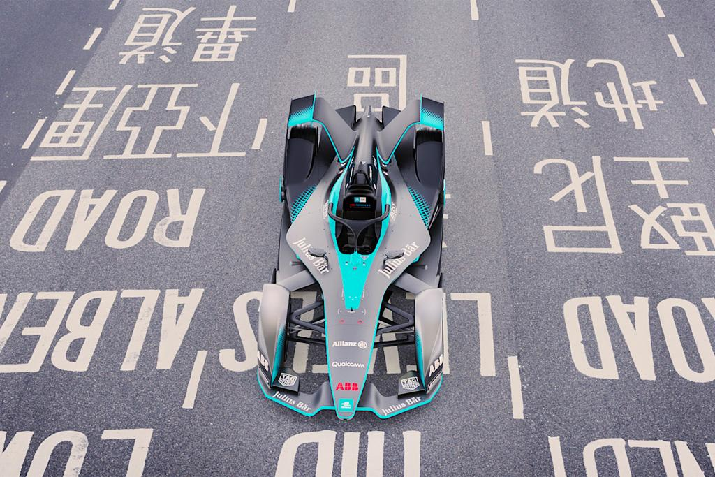 Motorsport Extra Spark For Electric Racing Www Carsales Com Au