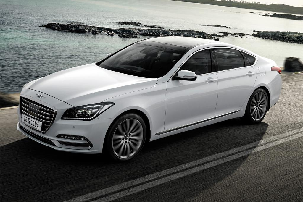 Genesis To Launch With Two Models