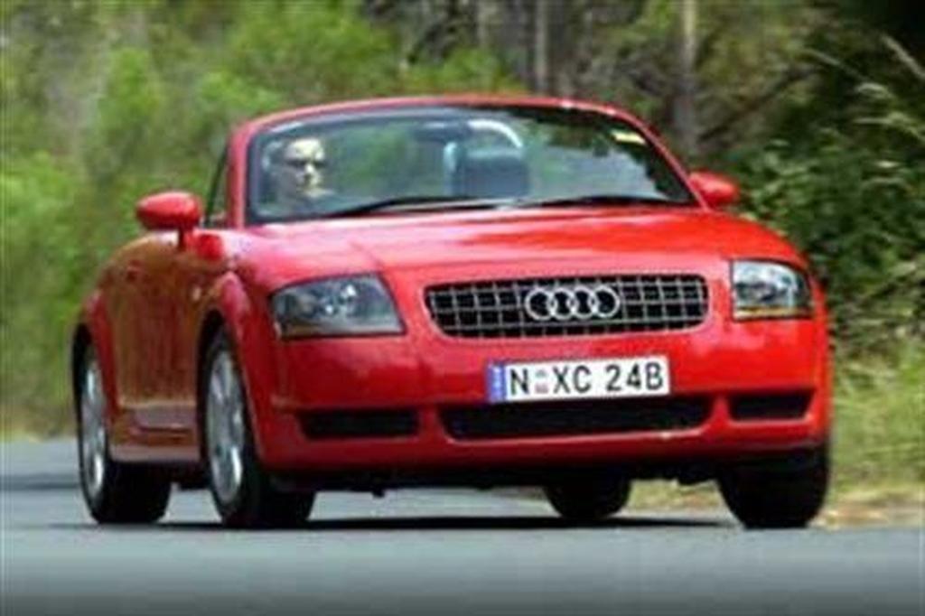 Audi Tt Tiptronic Wwwcarsalescomau