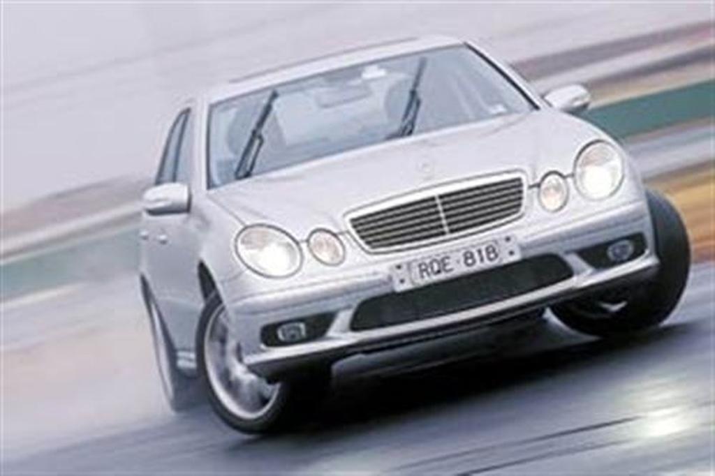 BMW M5 v Jaguar S-Type v Mercedes-Benz E55 AMG - www carsales com au