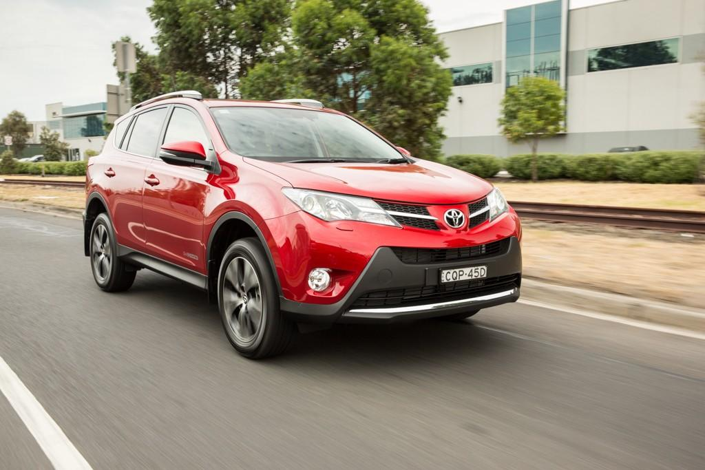 Toyota RAV4: 2014 Medium SUV Comparison - www carsales com au