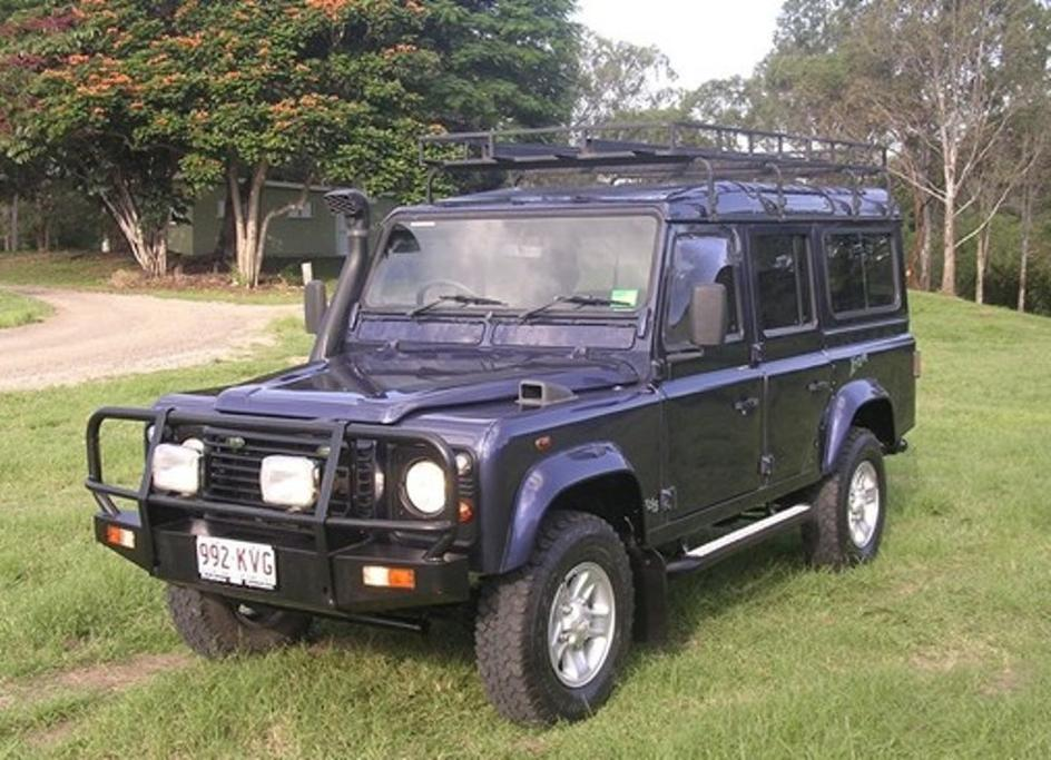 Buying used: Land Rover Defender - www carsales com au