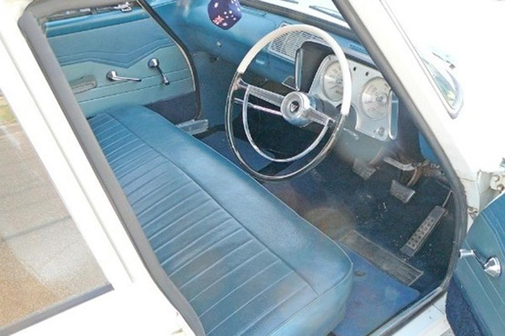 From The Classifieds: 1962 Chrysler Valiant S series - www