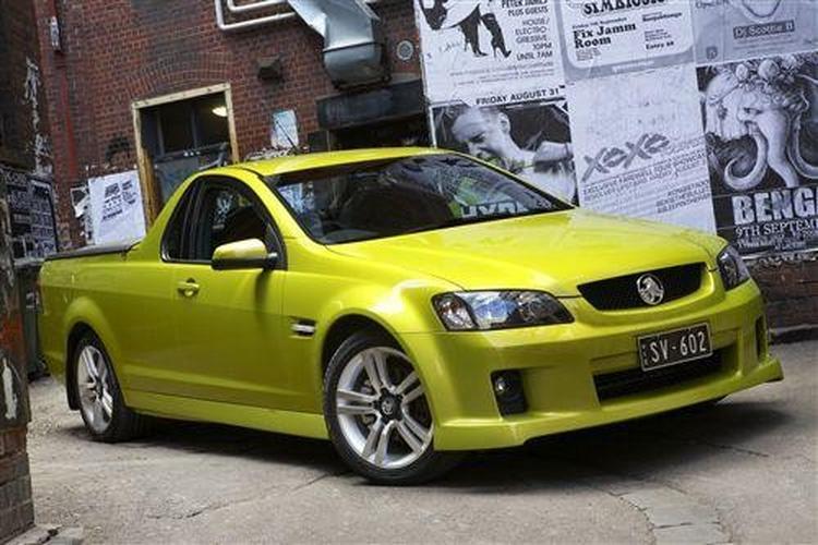 Holden VE SV6 Ute - www carsales com au