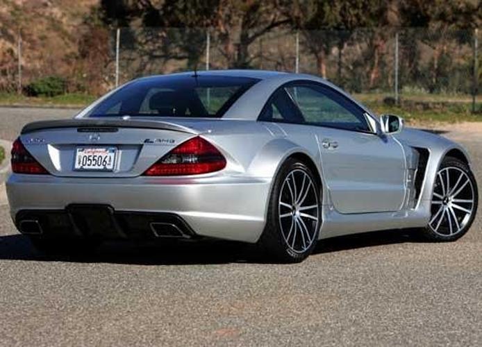 Mercedes-Benz SL 65 AMG Black Series - www carsales com au