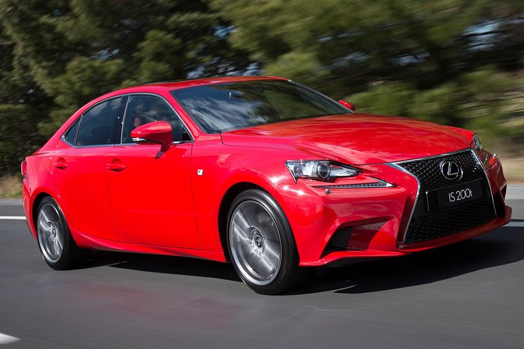 Lexus IS 2015 Review - www carsales com au