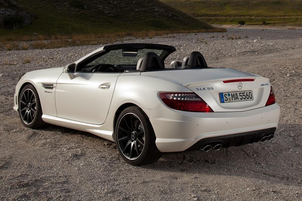 2012 Mercedes Benz Slk55 Amg First Drive Www Carsales Com Au