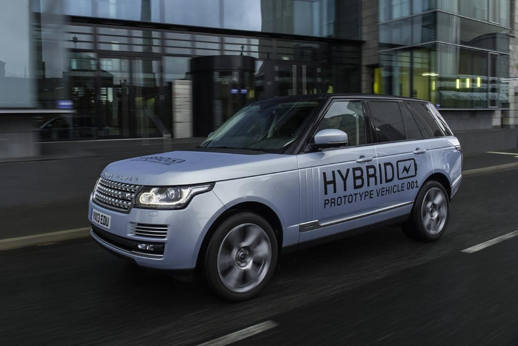 Range Rover Hybrid 2013: First Drive - www carsales com au