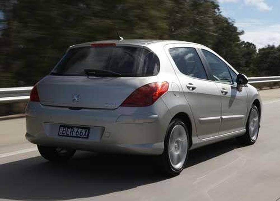 Peugeot 308 - www carsales com au